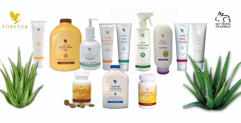 FOREVER LIVING PRODUCTS – ΔΟΚΙΜΑΣΤΕ ΤΑ ΣΗΜΕΡΑ